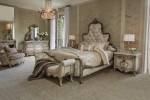 AICO Platine de Royale Bedroom Set