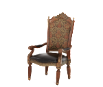 AICO Villa Valencia Set of 2 Dining Arm Chair 72004-55