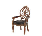 AICO Villa Valencia Writing Desk Chair 72044-55