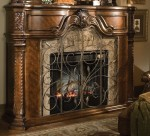AICO Windsor Court Fireplace 70220-54