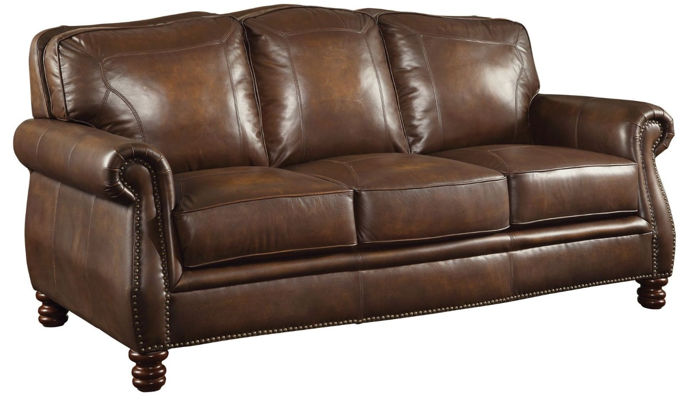 Coaster Furniture Montbrook Brown Leather Sofa 503981 : Montbrook Brown Leather sofa 503981 from www.usafurniturewarehouse.com size 1432 x 848 jpeg 240kB