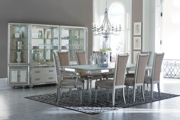 Bel Air Park Crystal Dining set