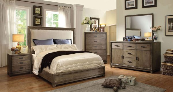 Antler Platform Bedroom Set