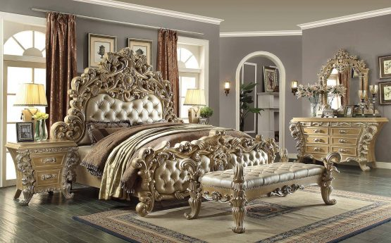 Homey Design HD-7012 Bedroom Set