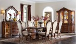 AICO Bella Veneto Formal Dining Set