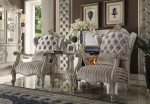 3 Piece Acme Versailles Accent Chair