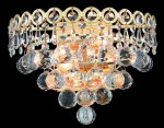 2 Lights Wall Sconce Chandelier 1901 Century Collection