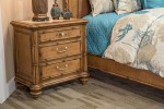 Excursions Nightstand With Stone Top