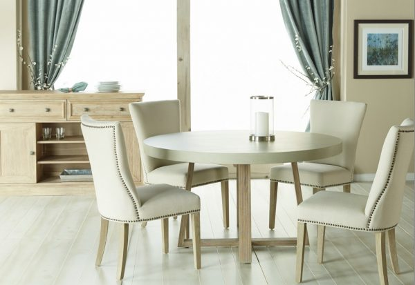 Orient Express Furniture Stoneham Round dining Set