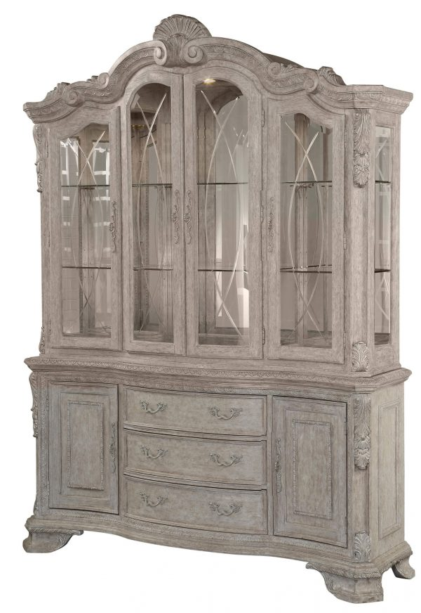 Renaissance Display China Cabinet
