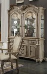 Chateau De Ville Hutch-Buffet Antique White Finish