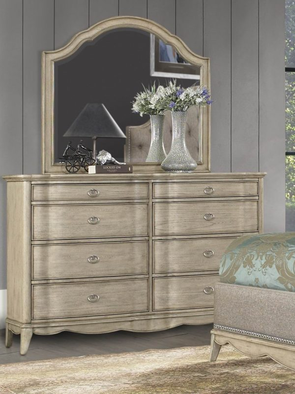 Homelegance Ashden 8 Drawer Dresser