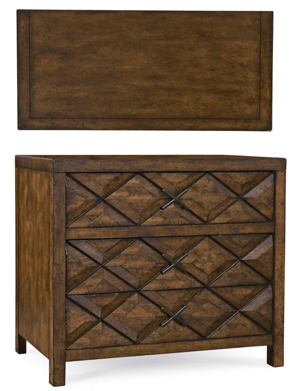 A.R.T Furniture Echo Park 3 Drawer Bachelor Chest