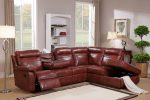 Hariston Genuine Leather Sectional