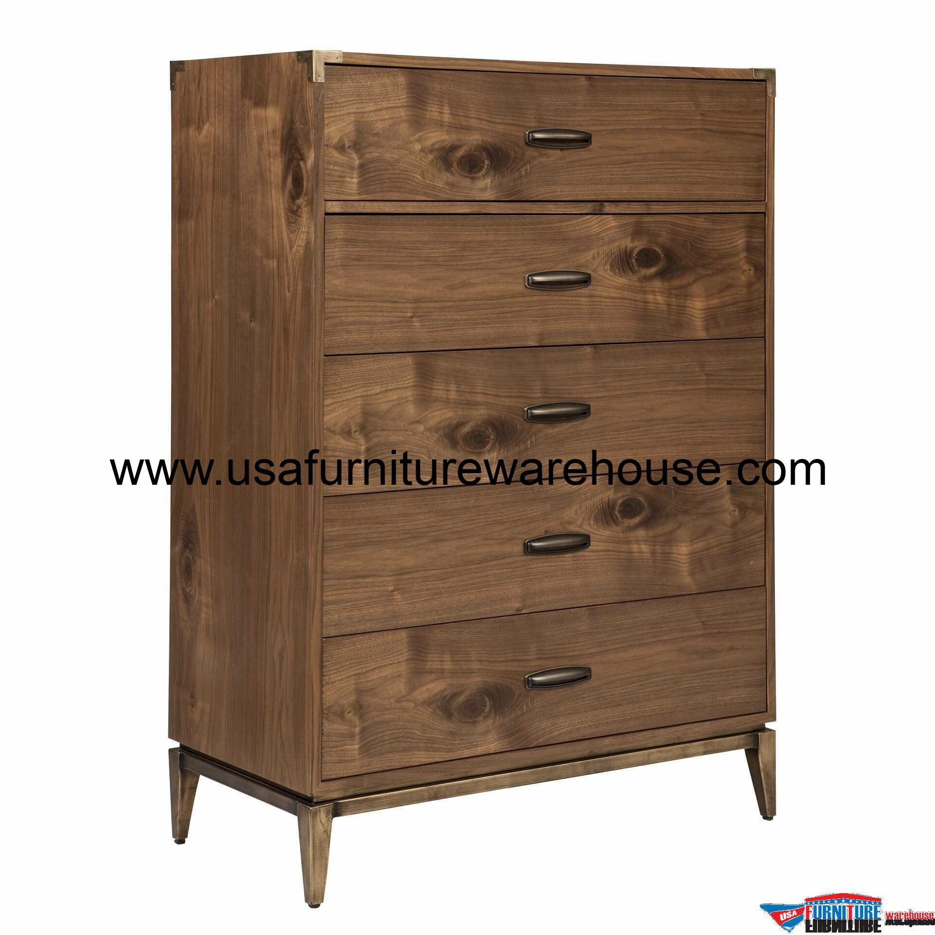 Furniture Store Online Usa: Modus Furniture Adler Five Drawer Chest