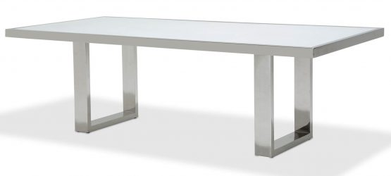 Aico State St Rectangular Dining Table