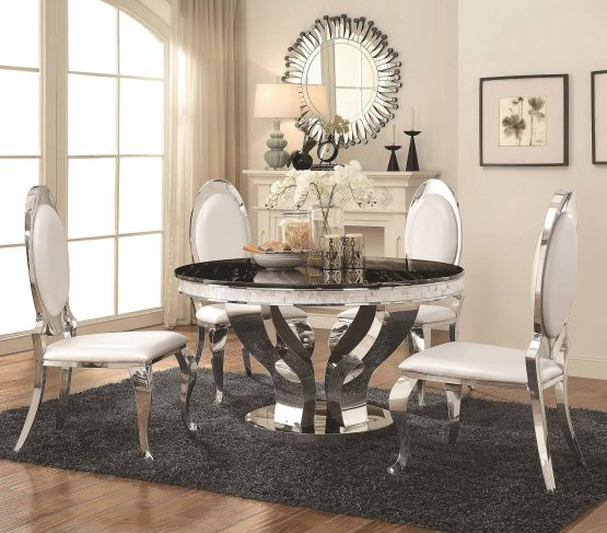 Anchorage Round Dining Set