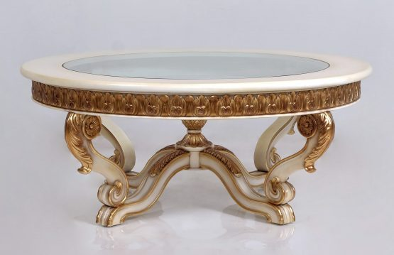 Angelica Round Coffee Table